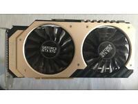 nVidia GeForce GTX 970 4GB graphics card