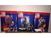 DC Comics New 52 Superhero Figure Collection Batman Wonder Woman Superman NEW