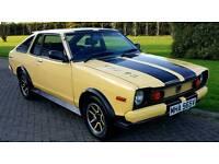Unique Classic Datsun Sunny 140Y Coupe, 1980, 47k miles, Feb mot.