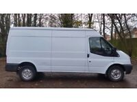 Man and Van service, friendly, reasonable and reliable