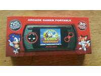 Portable Sega game console. £15
