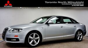 2010 Audi A6 3.0 Special Edition w/Navigation (Tiptronic)