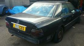 Mercedes W124 230 FOR PARTS