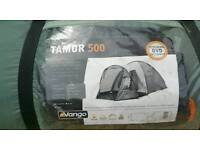 Large tent: vango tamor 500