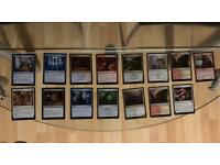 Magic the Gathering deck master cards