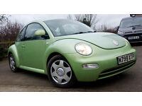 Volkswagen Beetle 2.0 44k with extras