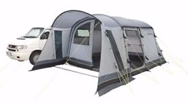 """Outwell California Highway """"drive away"""" awning - Campervan vw, merc, vito"""