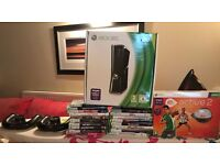 Xbox 360 Slim 250GB in Very good condition
