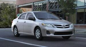 2011 Toyota Corolla CE- ENHANCED CONVENIENCE PACKAGE