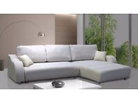 SURF CORNER SOFA BED - MANY COLOURS AVAILABLE - ONLY £680