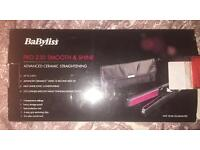 BaByliss Hair Straightener Pro 230 smooth and Shine