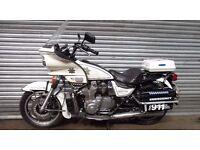 Kawasaki California Highway Patrol bike KZ1000 , Z1000 CHPs