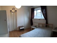 Double En-suite room close to Stratford E15