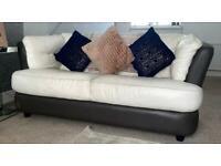 Dfs 2 seater & corner sofa