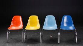 4x Eames Chair (original)