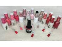 DND Daisy Gel Duo -gel polish/regular nail polish KIT