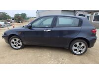 Alfa 147 - cheap and reliable