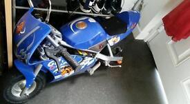 Razor mini moto