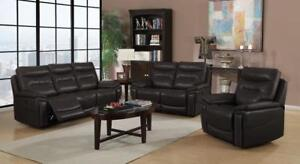 Air-leather Power Recliner Sofa at Fantastic Deal (GL1113)