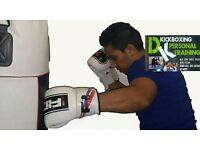 KICKBOXING PERSONAL TRAINING/ 1 TO 1/ PARTNER SESSIONS/ BOOT CAMP/ GET FIT AND STRONG