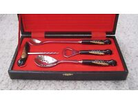 Stainless Steel Haddad Cutlery Set