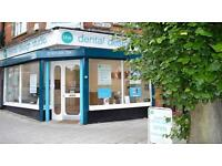 Part Time Dental Practice Receptionist