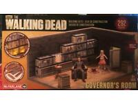 The Walking Dead Governors Room Construction Set