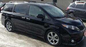 2014 Toyota Sienna SE HEATED SEATS BLUETOOTH Clean Car Proof, On