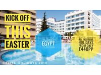 Exclusive all inclusive holidays this easter