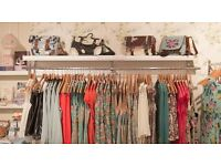 Store Supervisor required for independent fashion store in Cambridge. Permanent position.