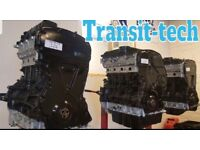 FORD TRANSIT / CITROEN RELAY ENGINE 2.2cc FULLY RECONDITIONED INC FREE DELIVERY (leeds)