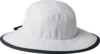6e102d7ccaebc Ahead Golf Players Sun Hat White Navy Large X-Large
