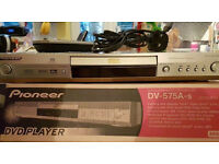 PIONEER DV-575A SACD SUPER AUDIO CD MP3 DVD-AUDIO NOW GONE EXPORTED TO CORNWALL
