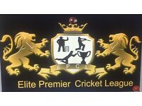 Qualified Cricket Umpires required for Elite Premier Cricket League (Sunday afternoons)