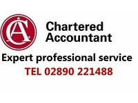 BELFAST ACCOUNTANT - KEEN RATES - EXPERT PROFESSIONAL SERVICE - ACCA MEMBER