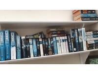 Patricia Cornwell book collection