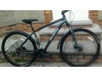 "Specialized Crosstrail Sport Hybrid /Tourer Bike in very good condition. 19"" frame"