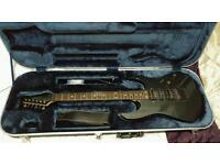 Ibanez RG1570 Prestige with hard case and upgraded pickups