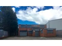 LIGHT INDUSTRIAL WAREHOUSE UNITS FOR RENT in Cheshire, Ellesmere Port, CH66 1ST 1,000-2,000 sq ft
