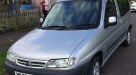 Citroen Belingo Multispace WheelChair Accessible Vehicle £2,200.00