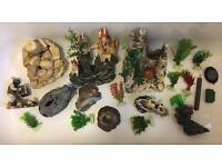 Large bundle of Fishtank Aquarium accessories lot Slough pickup