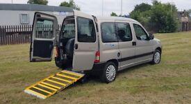 2009 Peugeot Partner Horizon 1.4L ⭐ Wheelchair Accessible Vehicle Disabled