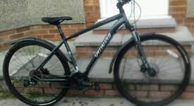 Specialized Crosstrail Sport Hybrid /Tourer Bike in very good condition