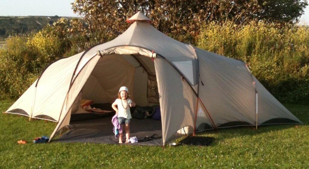 Vaude Badawi Long 3 Season 6 Person Tent & Vaude Badawi Long 3 Season 6 Person Tent | in Cardiff | Gumtree