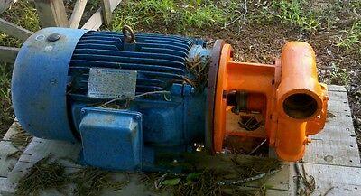 New Berkley Electric Irrigation Pump