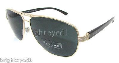 Authentic BVLGARI Diagono Aviator Sunglasses BV 5033 - 2003 87  NEW  фото c880ccc345d