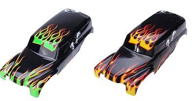 Car Parts - RC Car Spare Parts Shell For Traxxas Grave Digger RC 1/10 RTR Truck Accessories