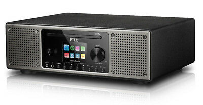 ATEMIO PTEC Pilatus 2 Digitalradio CD-Player / DAB+ / Internetradio / Spotify