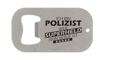 Geschenkideen für jeden Anlass, Ich bin Polizist weil Superheld kein Beruf ist ()