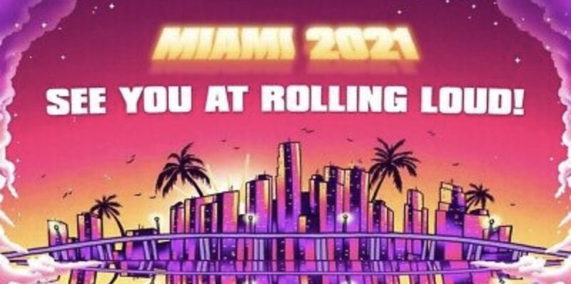 Rolling Loud Miami 2021 Tier 2 3-Day GA+ ticket! - SOLD OUT!